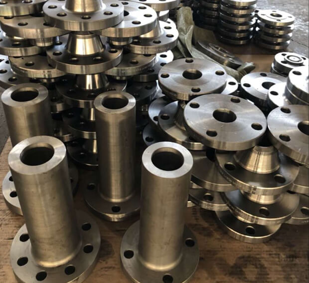 Alloy Screwed Flanges