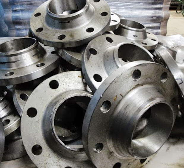 Alloy Steel F9 Screwed Flanges