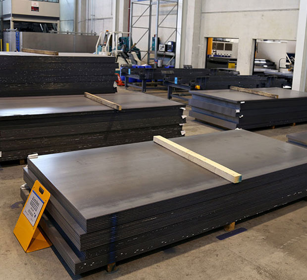 Alloy Steel Grade 12 Sheets
