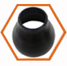 ASTM A860 Carbon Steel Concentric Reducer