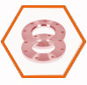 Copper Nickel 70/30 Plate Flanges