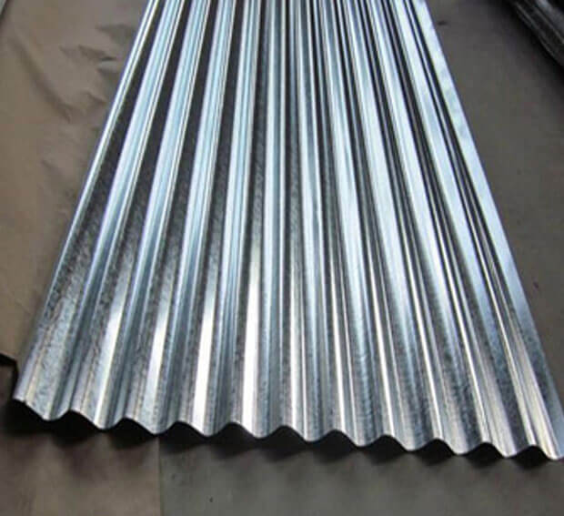 IS 277 Galvanized Iron Sheets