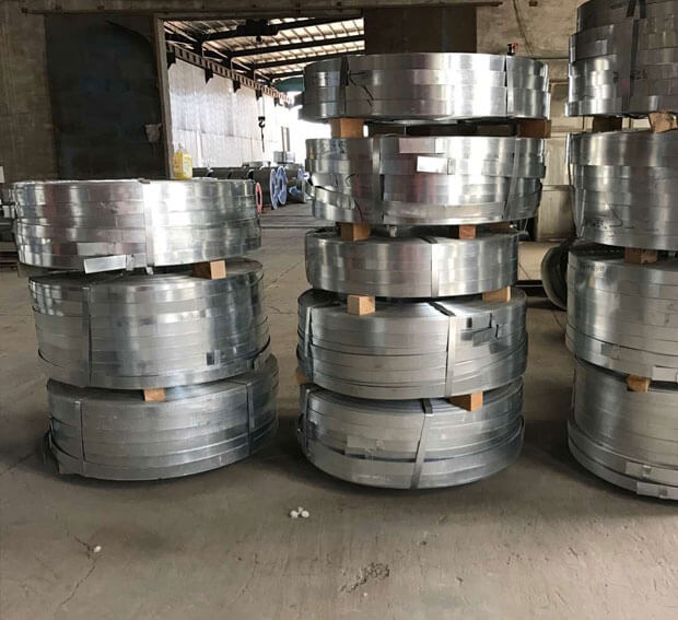 Galvanized Plain Skin Pass Rolls