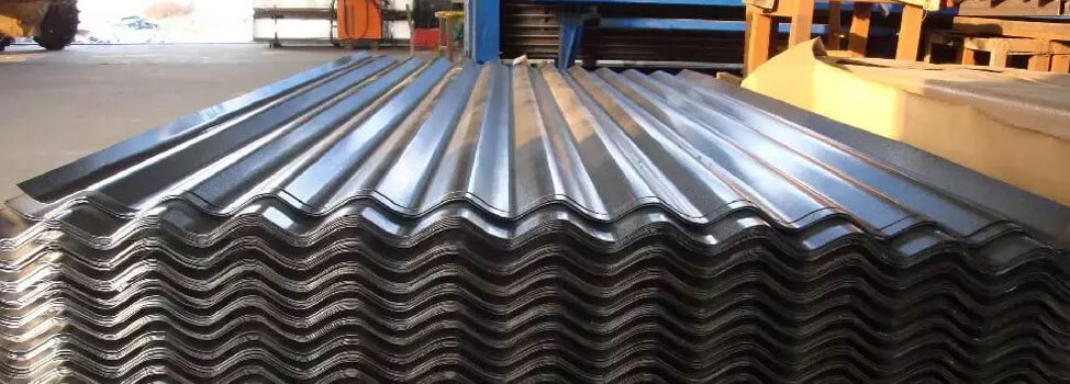 Galvanized Plain Skin Pass Sheets