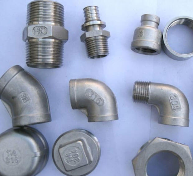 Hastelloy C276 Threaded Fittings