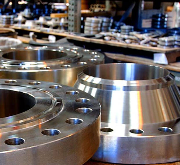 Inconel Threaded Flanges