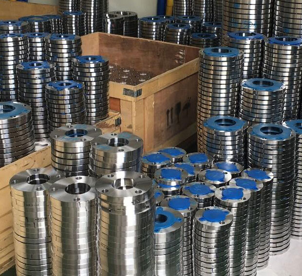 Inconel Screwed Flanges