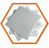 Stainless Steel 321/321H Perforated Sheet