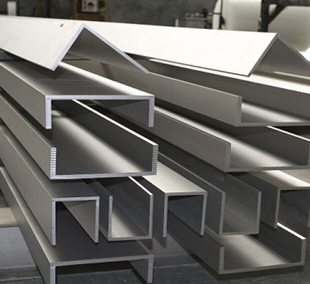 Inconel 600 / 601 Angle, Channel