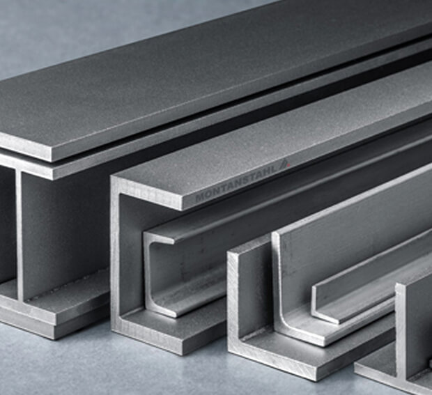 Stainless Steel 321 / 321H Angle, Channel