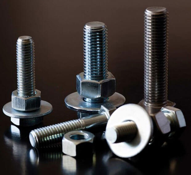 SS 254 SMO Fasteners