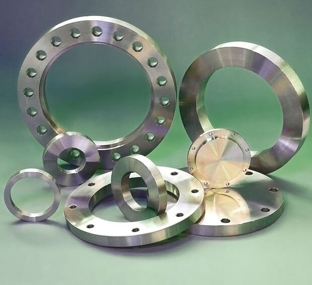 SS 304/304L Threaded Flanges