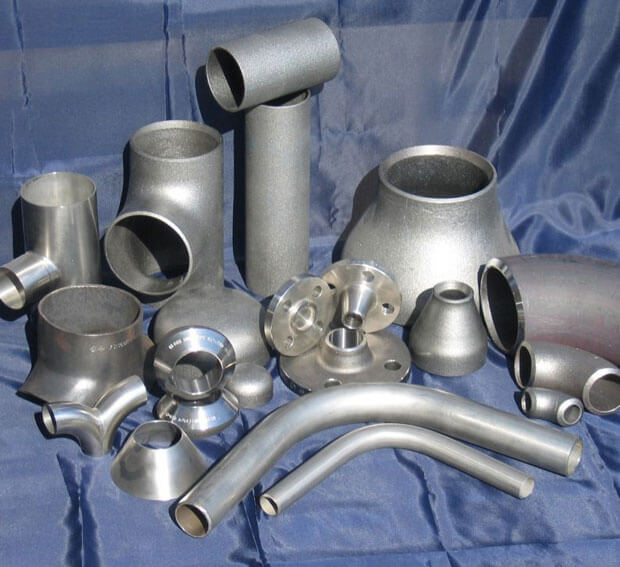Hastelloy® Alloy Pipe Fittings