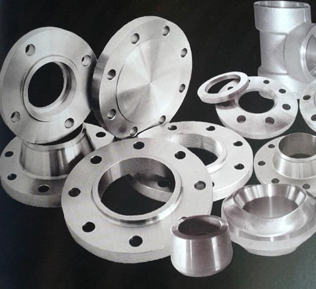 SS 904L Threaded Flanges