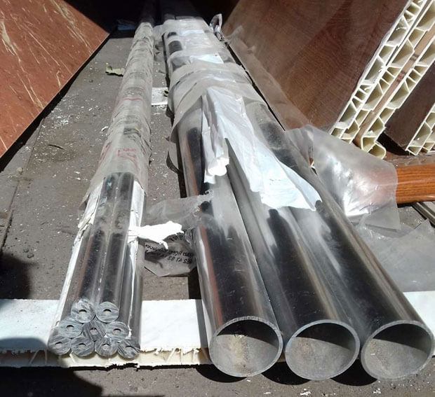 Alloy C276 Pipes